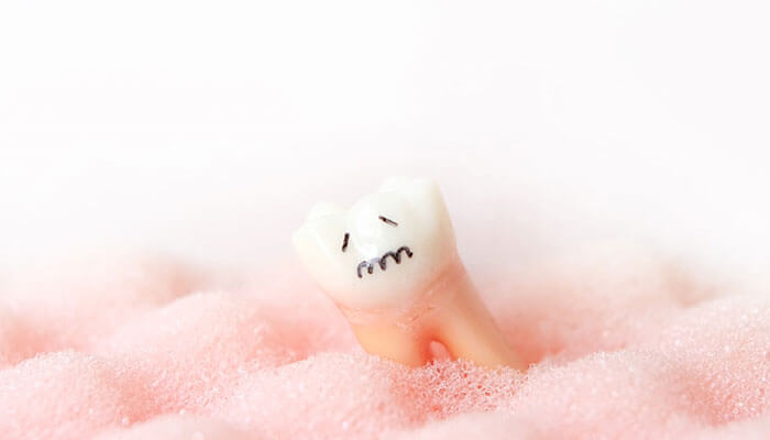 口内が酸性なのは危険|日進市 歯科 荒川歯科